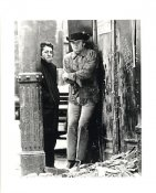 Dustin Hoffman & John Voight LIMITED STOCK 8X10 Photo