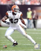 TJ Ward Cleveland Browns 8X10 Photo