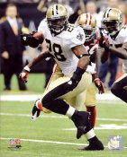 Mark Ingram LIMITED STOCK New Orleans Saints 8X10 Photo