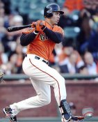 Carlos Beltran LIMITED STOCK San Francisco Giants 8X10 Photo