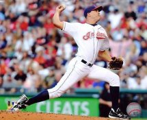 Ubaldo Jimenez LIMITED STOCK Cleveland Indians 8X10 Photo