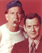 "Jack Klugman & Tony Randall ""The Odd Couple"" LIMITED STOCK 8X10 Photo"