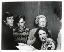 "Roddy McDowall, Barry Livingston, Myrna Loy & Teresa Wright ""The Elevator"" LIMITED STOCK 8X10 Photo"