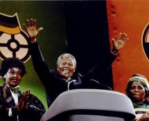 Nelson Mandela LIMITED STOCK 8X10 Photo