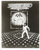 "John Travolta ""Saturday Night Fever"" LIMITED STOCK 8X10 Photo"