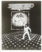 "John Travolta ""Saturday Night Fever"" LIMITED STOCK 8X10 Photo"