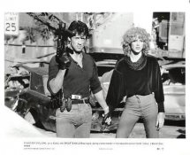 "Sylvester Stallone & Brigitte Nielsen ""Cobra"" LIMITED STOCK 8X10 Photo"
