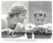 "Randy Quaid & Brad Davis ""Midnight Express"" LIMITED STOCK 8X10 Photo"