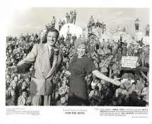 """Bette Midler & James Caan """"For The Boys"""" LIMITED STOCK 8X10 Photo"""