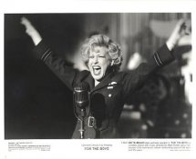 "Bette Midler ""For The Boys"" LIMITED STOCK 8X10 Photo"