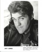 Jay Leno LIMITED STOCK 8X10 Photo