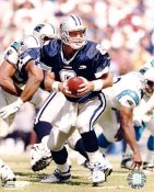 Troy Aikman LIMITED STOCK Dallas Cowboys 8X10 Photo