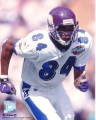 Randy Moss LIMITED STOCK Pro Bowl Minnesota Vikings 8X10 Photo