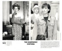 "Tea Leoni ""The Counterfeit Contessa"" LIMITED STOCK 8X10 Photo"