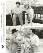 "Steve Guttenberg & Lisa Langlois ""The Man Who Wasn't There"" LIMITED STOCK 8X10 Photo"