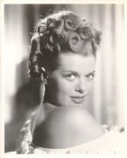Janis Paige LIMITED STOCK 8X10 Photo