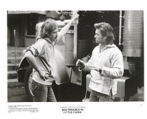 """Kurt Russell """"Big Trouble In Little China"""" LIMITED STOCK 8X10 Photo"""