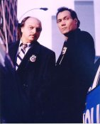 "Dennis Franz & Jimmy Smits ""NYPD Blues"" LIMITED STOCK 8X10 Photo"