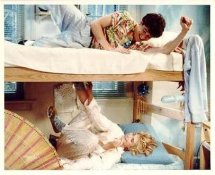 """Patrick Dempsey & Helen Slater """"Happy Together"""" LIMITED STOCK 8X10 Photo"""