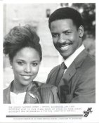"Denzel Washington & Lynn Whitfield ""The George McKenna Story""  LIMITED STOCK 8X10 Photo"