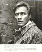 "Christopher Plummer ""Murder By Decree"" Sherlock Holmes LIMITED STOCK 8X10 Photo"