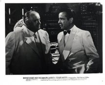 "Humphrey Bogart & Paul Henreid ""Casablanca"" LIMITED STOCK 8X10 Photo"