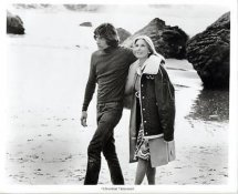 "Cloris Leachman & Michael Brandon ""Hitchhike"" May Have Slight Creases LIMITED STOCK 8X10 Photo"