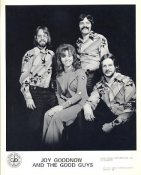 Joy Goodnow And The Good Guys May Have Slight Creases LIMITED STOCK 8X10 Photo