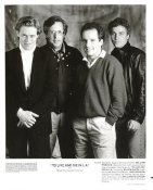 """William Dafoe, William Friedkin, John Pankow & William Peterson """"To Live And Die In L.A."""" May Have Slight Creases LIMITED STOCK 8X10 Photo"""