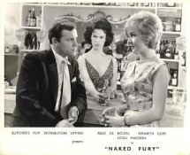 "Reed DeRouen, Kenneth Cope & Leigh Madison ""Naked Fury"" May Have Slight Creases LIMITED STOCK 8X10 Photo"
