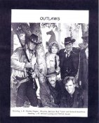"Charles Napier, Christina Belford, Rod Taylor, Richard Roundtree,William Lucking & Patrick Houser ""Outlaws"" May Have Slight Creases LIMITED STOCK 8X10 Photo"