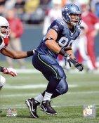 Zach Miller Seattle Seahawks 8X10 Photo