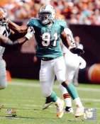 Cameron Wake Miami Dolphins 8X10 Photo