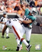 Chad Odrick Miami Dolphins 8X10 Photo