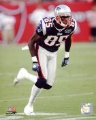 Chad Ochocinco New England Patriots 8X10 Photo