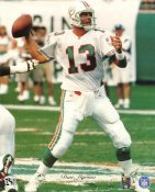 Dan Marino Miami Dolphins SUPER SALE Paper Stock 8X10 Photo