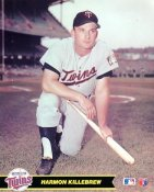 Harmon Killebrew Minnesota Twins SUPER SALE Glossy Card Stock 8X10 Photo