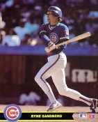 Ryne Sandberg Chicago Cubs SUPER SALE Glossy Card Stock 8X10 Photo