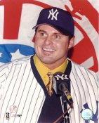 Jason Giambi LIMITED STOCK New York Yankees 8X10 Photo