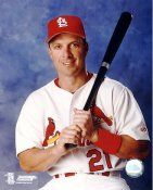 Tino Martinez LIMITED STOCK St Louis Cardinals 8X10 Photo
