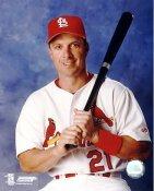 Tino Martinez LIMITED STOCK St Louis Cardinals 8X10 Photo