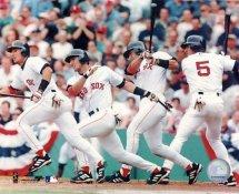Nomar Garciaparra LIMITED STOCK  Boston Red Sox 8x10 Photo