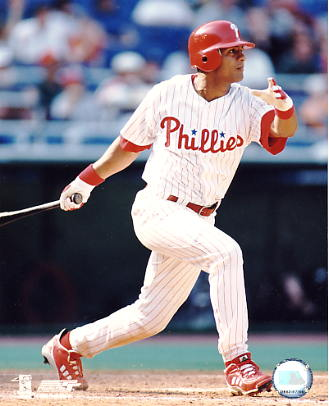 Bobby Abreu LIMITED STOCK Phillies 8X10 Photo