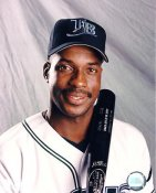 Fred McGriff LIMITED STOCK Tampa Bay Rays 8X10 Photo