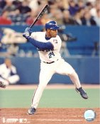 Shannon Stewart LIMITED STOCK Toronto Blue Jays 8X10 Photo