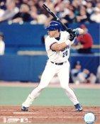 Brad Fullmer LIMITED STOCK Toronto Blue Jays 8X10 Photo