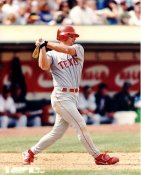 Gabe Kapler LIMITED STOCK Texas Rangers 8x10 Photo