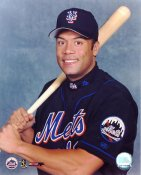 Roberto Alomar LIMITED STOCK New York Mets 8X10 Photo