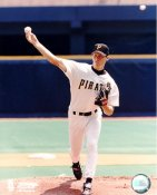 Kris Benson LIMITED STOCK Pittsburgh Pirates 8X10 Photo