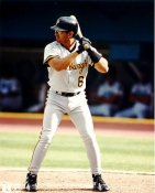 Orlando Merced LIMITED STOCK Pittsburgh Pirates 8X10 Photo